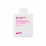Evo Straight Love Perpetua Shine Drops-läikeseerum 50 ml
