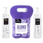 FOUR REASONS Blond kinkekomplekt  500 ml + 500 ml